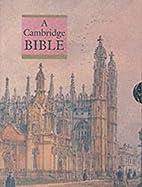 A Cambridge Bible by World Publishing…