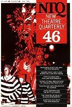 New Theatre Quarterly 46: Volume 12, Part 2…