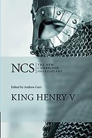 King Henry V de William Shakespeare
