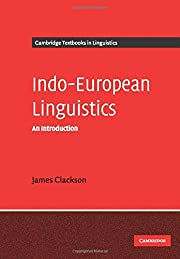 Indo-European Linguistics: An Introduction…