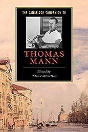 The Cambridge Companion to Thomas Mann…