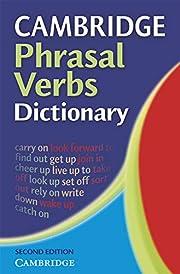 Cambridge Phrasal Verbs Dictionary par…