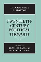 The Cambridge History of Twentieth-Century…