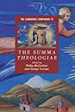 The Cambridge Companion to the Summa Theologiae book cover