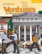 Ventures Basic Teacher's Edition with…