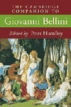 The Cambridge Companion to Giovanni Bellini…