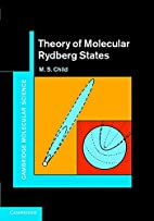 Theory of Molecular Rydberg States…