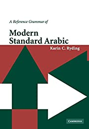A Reference Grammar of Modern Standard…