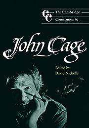 The Cambridge Companion to John Cage…
