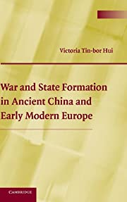 War and State Formation in Ancient China and…