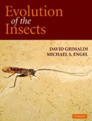 Evolution of the Insects (Cambridge…