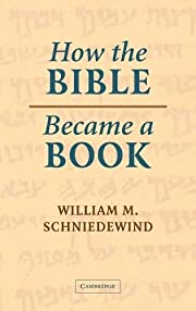 How the Bible became a book : the…