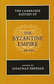The Cambridge History of the Byzantine…