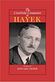 The Cambridge Companion to Hayek (Cambridge…
