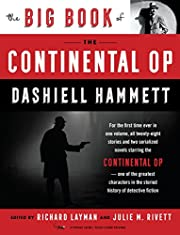 The Big Book of the Continental Op –…