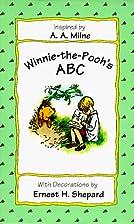 Winnie-the-Pooh's ABC by A. A. Milne