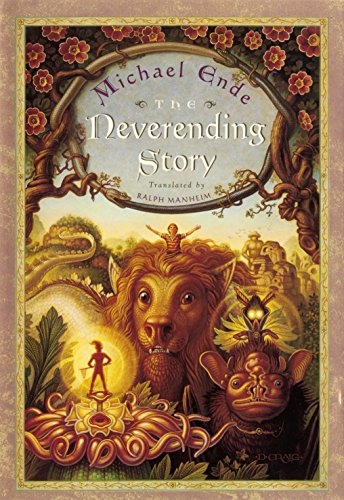 The NeverEnding Story written by Michael Ende