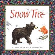 The Snow tree by Caroline Repchuk