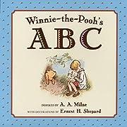 Winnie-The-Pooh's ABC Book de A. A. Milne