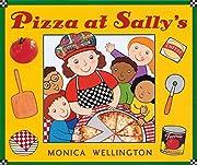 Pizza at Sally's de Monica Wellington