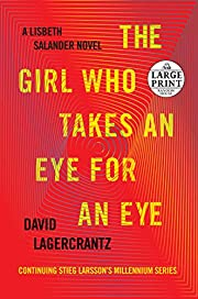 The Girl Who Takes an Eye for an Eye: A…