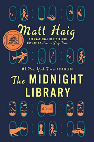 Midnight Library by Matt Haig