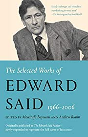 The Selected Works of Edward Said, 1966 -…