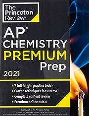 Princeton Review AP Chemistry Premium Prep,…
