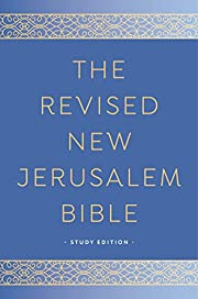The Revised New Jerusalem Bible: Study…