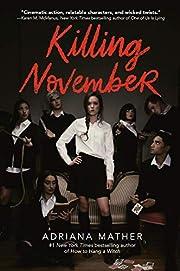Killing November av Adriana Mather