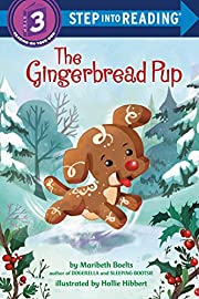 The Gingerbread Pup (Step into Reading) de…