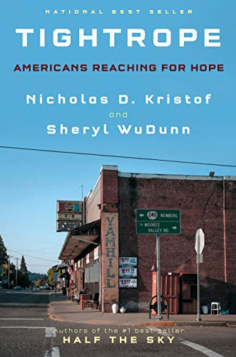 Read Now Tightrope: Americans Reaching for Hope