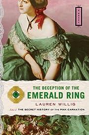 The Deception of the Emerald Ring af Lauren…