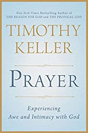 Prayer: Experiencing Awe and Intimacy with…