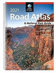Rand McNally 2021 Road Atlas & National Park…