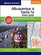 Rand McNally StreetFinder Map: Albuquerque /…
