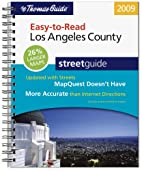 The Thomas Guide Easy-To-Read Los Angeles…
