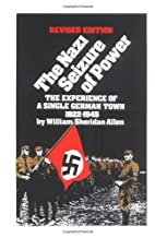 The Nazi Seizure of Power. The Experience of…