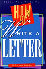 How to Write a Letter (Speak Out, Write On!…