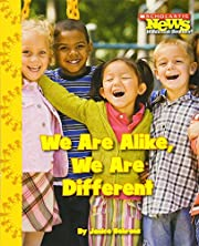 We Are Alike, We Are Different (Scholastic…
