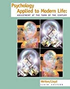 Psychology Applied to Modern Life:…
