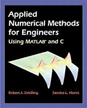 Applied numerical methods for engineers…