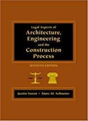 Legal Aspects of Architecture, Engineering,…