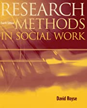 Research Methods in Social Work by David…