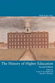 History of Higher Education (2nd Edition)…