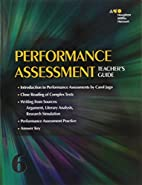 Collections: Performance Assessment…