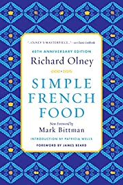Simple French Food 40th Anniversary Edition…