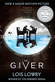 The Giver Movie Tie-In Edition (Giver…