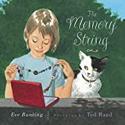 The Memory String de Eve Bunting