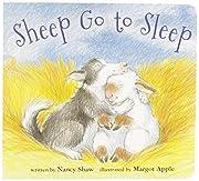 Sheep Go to Sleep (board book) (Sheep in a…